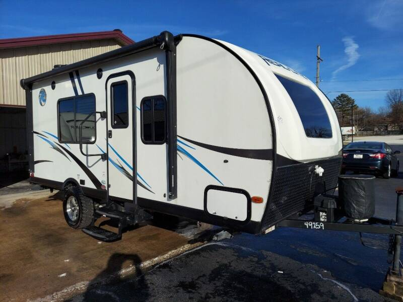 2018 Forest River RL-180 for sale at Holland's Auto Sales in Harrisonville MO