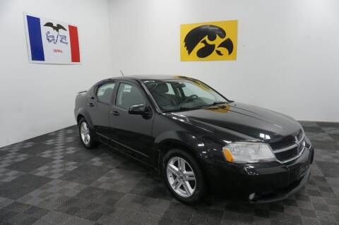 2010 Dodge Avenger for sale at Carousel Auto Group in Iowa City IA