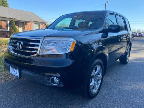 2014 Honda Pilot for sale at Viewmont Auto Sales in Hickory NC