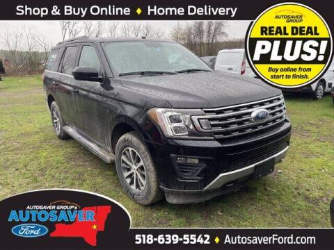 2019 Ford Expedition for sale at Autosaver Ford in Comstock NY