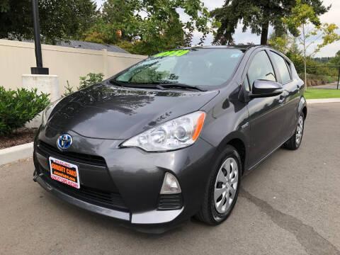 2014 Toyota Prius c for sale at Matthews Motors LLC in Auburn WA