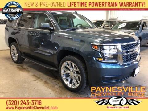 2020 Chevrolet Tahoe for sale at Paynesville Chevrolet - Buick in Paynesville MN