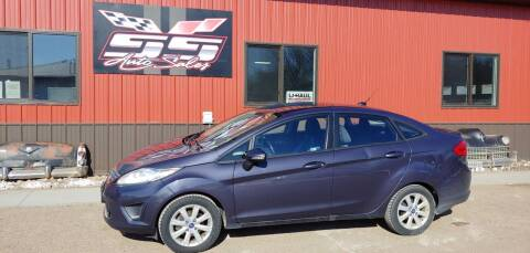 2013 Ford Fiesta for sale at SS Auto Sales in Brookings SD