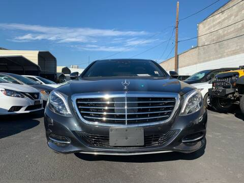 2016 Mercedes-Benz S-Class for sale at Auto Center Of Las Vegas in Las Vegas NV