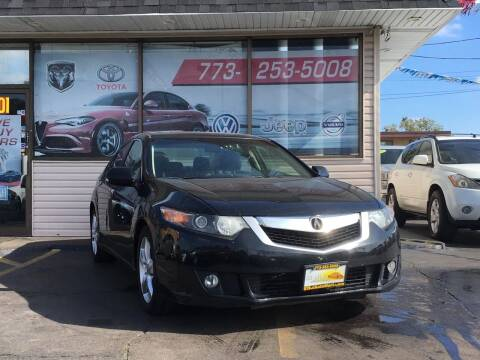 2009 Acura TSX for sale at TOP YIN MOTORS in Mount Prospect IL