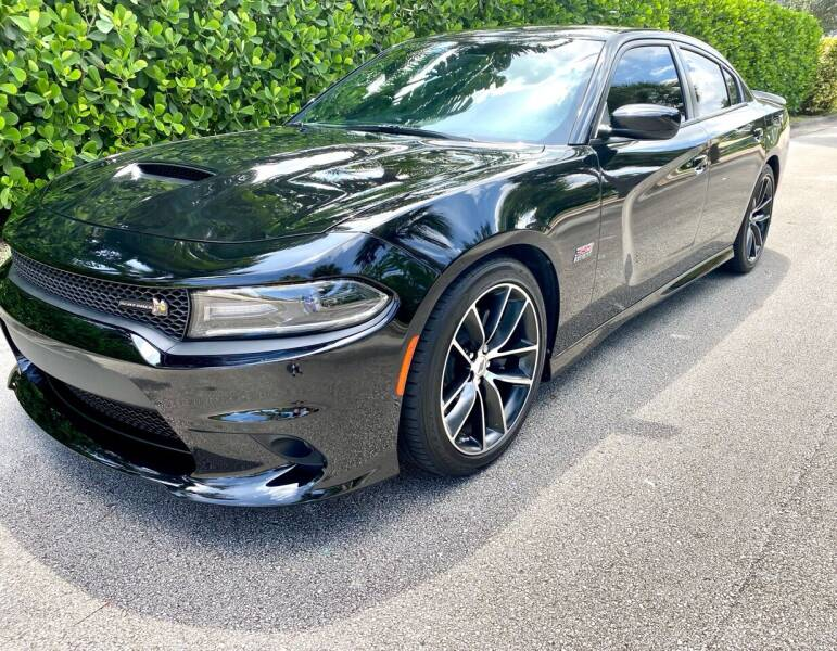 2018 Dodge Charger for sale at DENMARK AUTO BROKERS in Riviera Beach FL