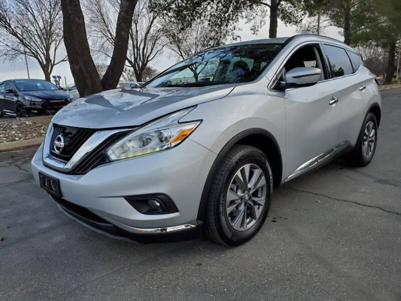 2017 Nissan Murano for sale at Matador Motors in Sacramento CA