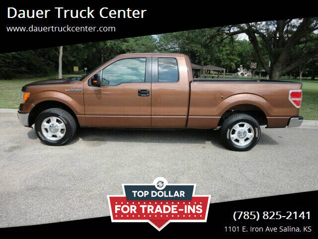 2011 Ford F-150 for sale at Dauer Truck Center in Salina KS