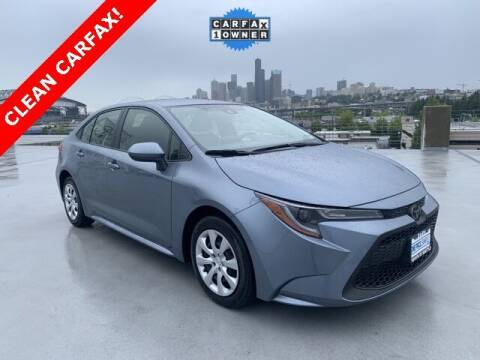 2020 Toyota Corolla for sale at Toyota of Seattle in Seattle WA