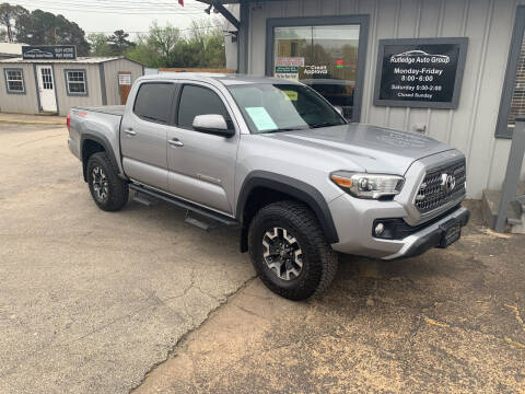 2016 Toyota Tacoma for sale at Rutledge Auto Group in Palestine TX
