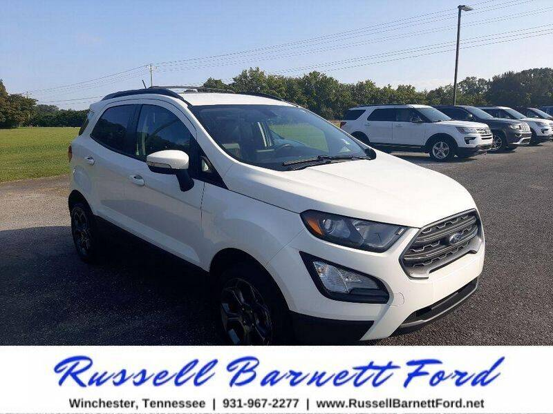 2018 Ford EcoSport for sale at Oskar  Sells Cars in Winchester TN