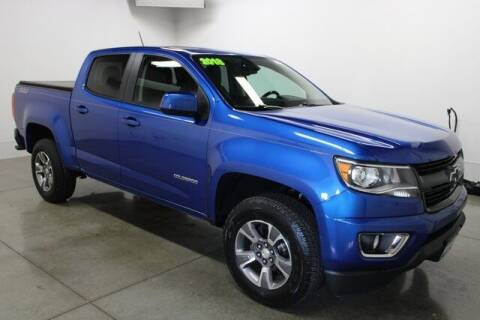 2018 Chevrolet Colorado for sale at Bob Clapper Automotive, Inc in Janesville WI