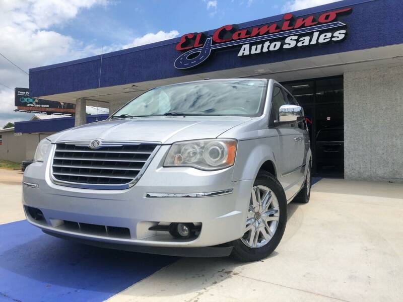 2010 Chrysler Town and Country for sale at Global Imports Auto Sales in Buford GA