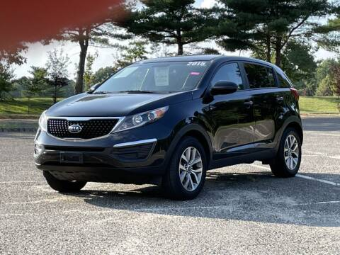 2015 Kia Sportage for sale at My Car Auto Sales in Lakewood NJ