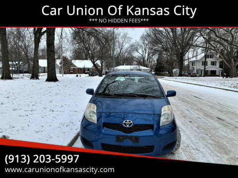 2011 Toyota Yaris for sale at Car Union Of Kansas City in Kansas City MO