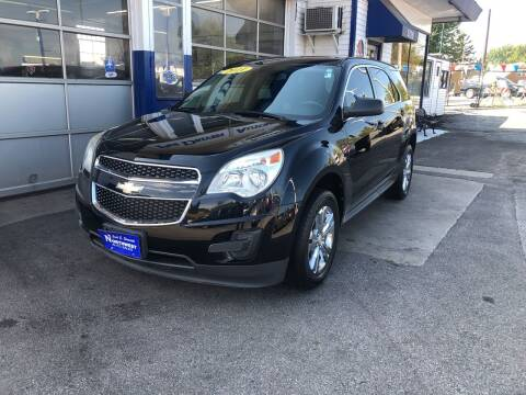 2011 Chevrolet Equinox for sale at Jack E. Stewart's Northwest Auto Sales, Inc. in Chicago IL