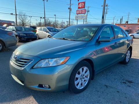 2007 Toyota Camry for sale at 4th Street Auto in Louisville KY