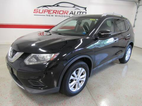 2014 Nissan Rogue for sale at Superior Auto Sales in New Windsor NY