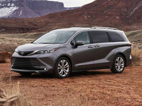 2021 Toyota Sienna for sale at Sam Leman Toyota Bloomington in Bloomington IL