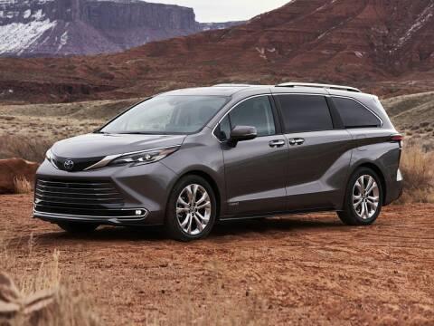 2022 Toyota Sienna for sale at PHIL SMITH AUTOMOTIVE GROUP - Toyota Kia of Vero Beach in Vero Beach FL