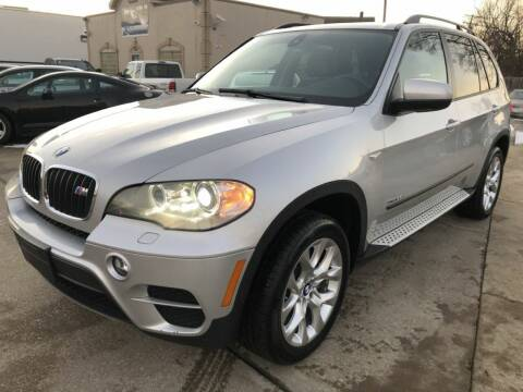 2012 BMW X5 for sale at T & G / Auto4wholesale in Parma OH