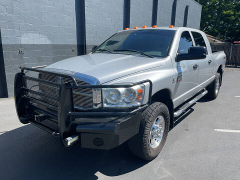 2008 Dodge Ram Pickup 2500 for sale at APX Auto Brokers in Lynnwood WA