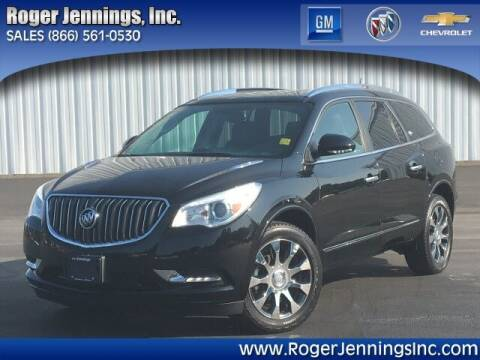 2017 Buick Enclave for sale at ROGER JENNINGS INC in Hillsboro IL