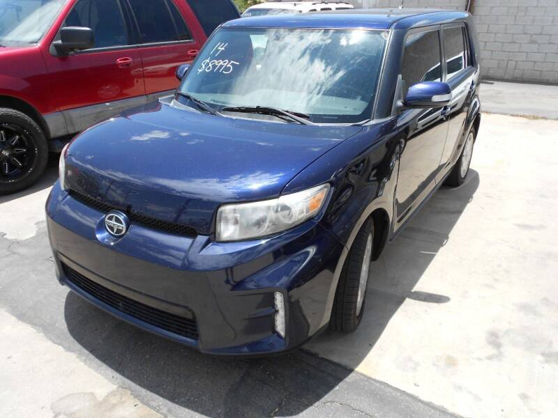 2014 Scion xB for sale at COUNTRY CLUB CARS in Mesa AZ