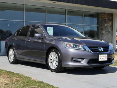 2013 Honda Accord for sale at RUSTY WALLACE CADILLAC GMC KIA in Morristown TN