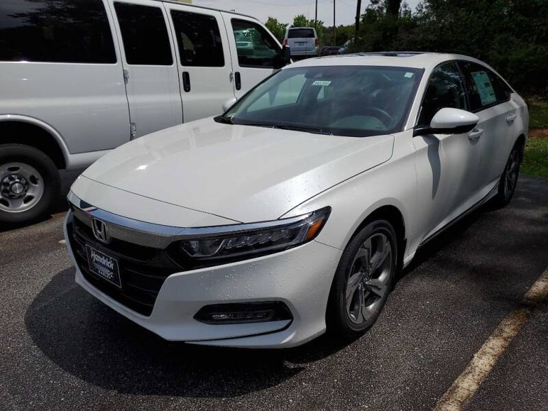 2020 Honda Accord for sale at THE TRAIN AUTO SALES & LEASING in Mauldin SC