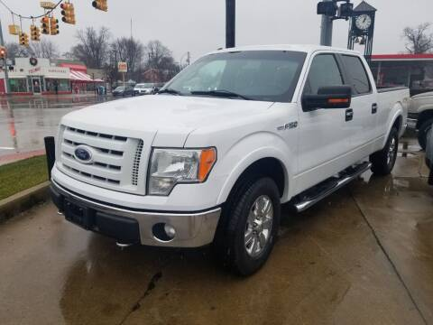 2011 Ford F-150 for sale at Madison Motor Sales in Madison Heights MI
