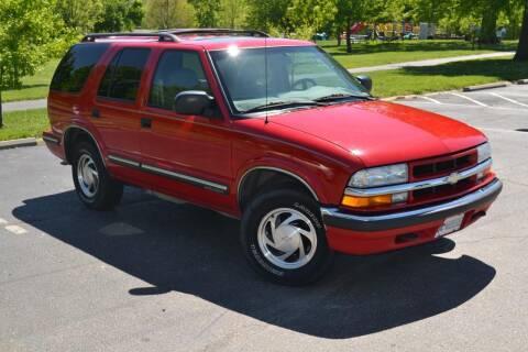 1999 Chevrolet Blazer for sale at GLADSTONE AUTO SALES    GUARANTEED CREDIT APPROVAL in Gladstone MO