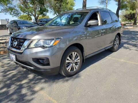 2018 Nissan Pathfinder for sale at Matador Motors in Sacramento CA