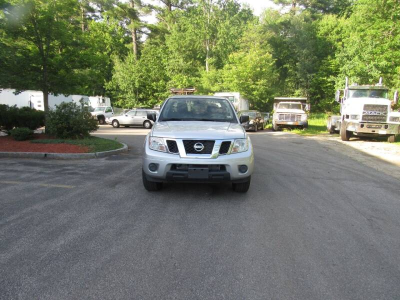 2012 Nissan Frontier for sale in Londonderry, NH