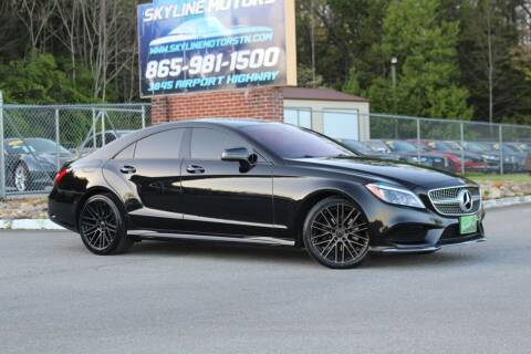 2015 Mercedes-Benz CLS for sale at Skyline Motors in Louisville TN