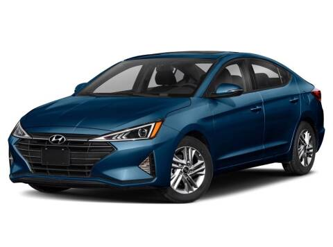 2020 Hyundai Elantra for sale at TRADEWINDS MOTOR CENTER LLC in Cleveland OH