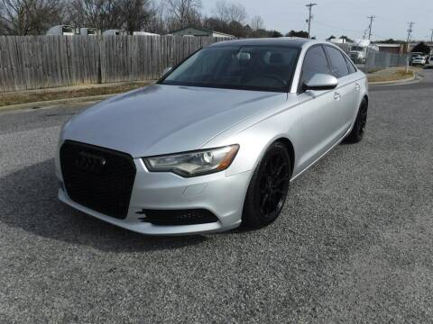 2013 Audi A6 for sale at Memphis Truck Exchange in Memphis TN