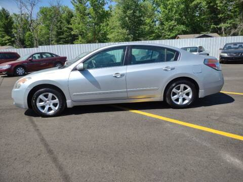 2007 Nissan Altima for sale at Hilltop Auto in Prescott MI
