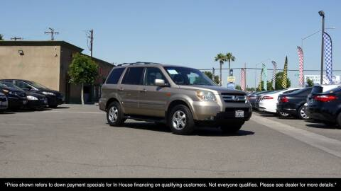 2006 Honda Pilot for sale at Westland Auto Sales in Fresno CA