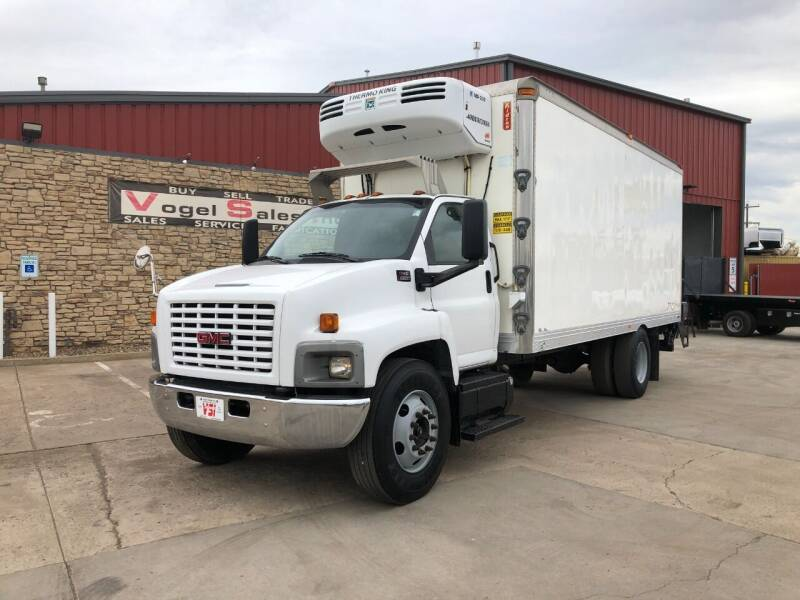 2007 GMC C6500 for sale at Vogel Sales Inc in Commerce City CO