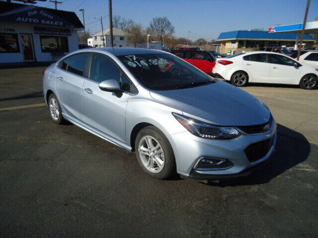 2017 Chevrolet Cruze for sale at Tom Cater Auto Sales in Toledo OH