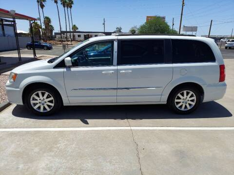 2015 Chrysler Town and Country for sale at Century Auto Sales in Apache Junction AZ