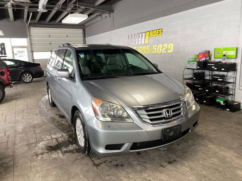 2009 Honda Odyssey for sale at Newark Rides in Newark IL