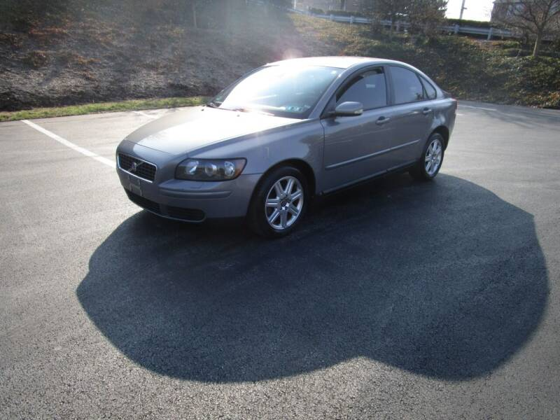 2006 Volvo S40 for sale at Ridge Pike Auto Sales in Norristown PA