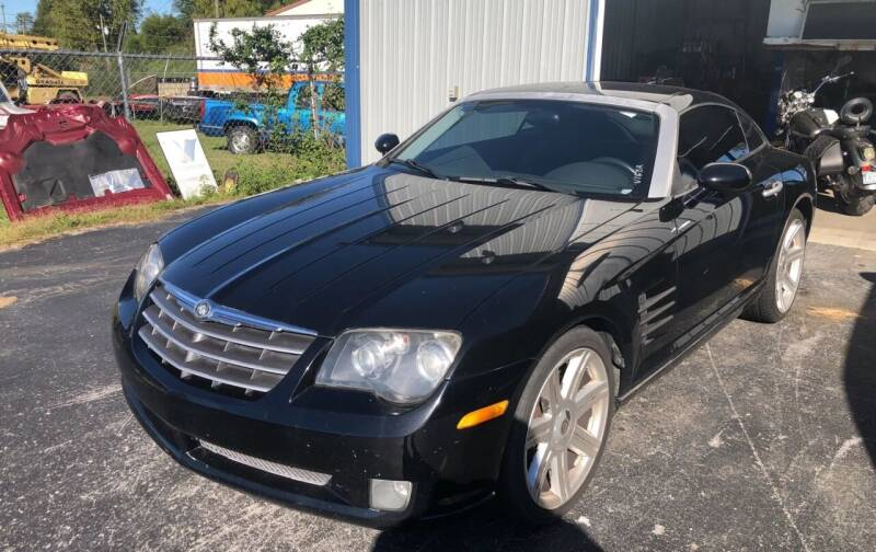 2004 Chrysler Crossfire for sale at Holland Auto Sales and Service, LLC in Somerset KY