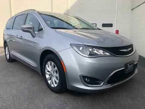 2017 Chrysler Pacifica for sale at Zimmerman's Automotive in Mechanicsburg PA