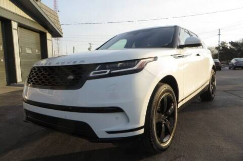 2020 Land Rover Range Rover Velar for sale at Eddie Auto Brokers in Willowick OH