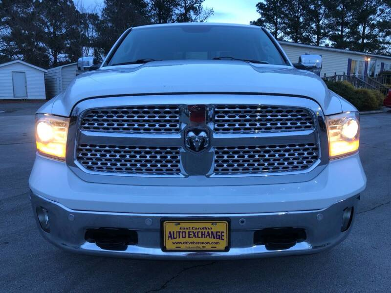 2014 RAM Ram Pickup 1500 for sale at Greenville Motor Company in Greenville NC