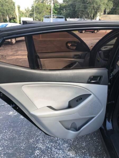 2015 Kia Optima LX 4dr Sedan - Eustis FL