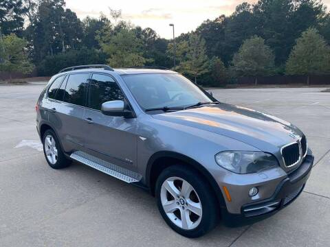 2008 BMW X5 for sale at Two Brothers Auto Sales in Loganville GA